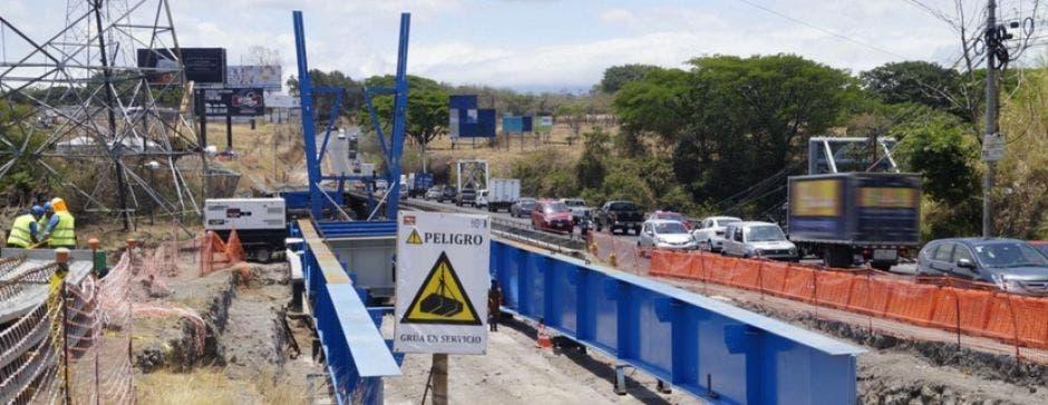 Puente del Virilla, Santa Ana.