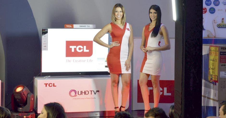TCL presentó sus nuevas pantallas inteligentes