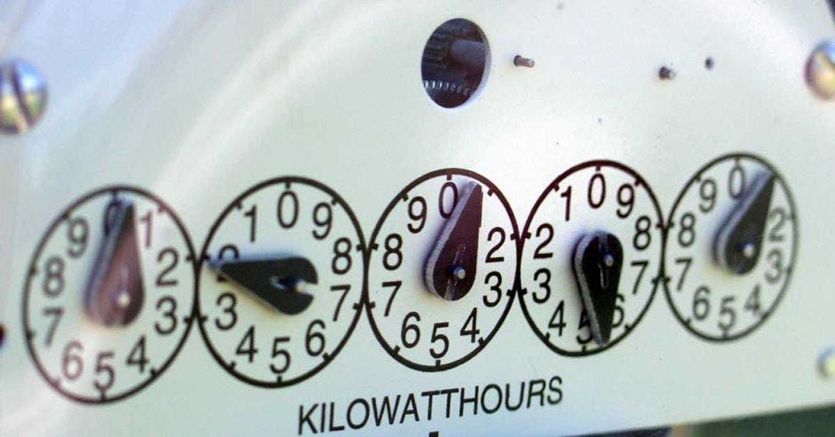Medidores de kilovatios
