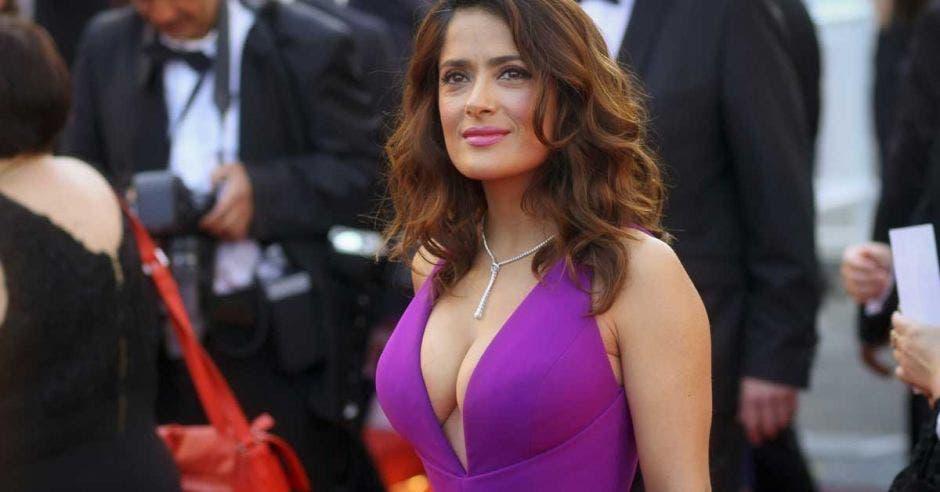 Netflix prepara serie mexicana en alianza con Salma  Hayek