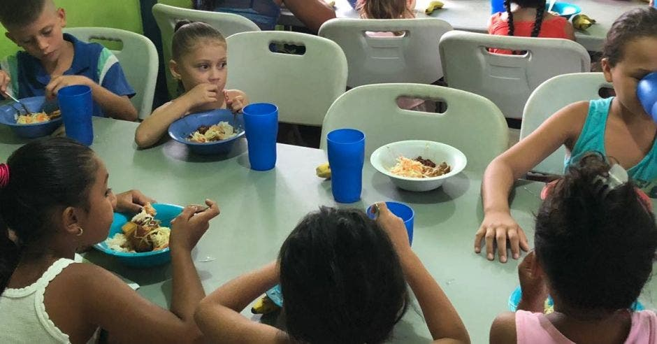 367 comedores escolares abrirán durante vacaciones