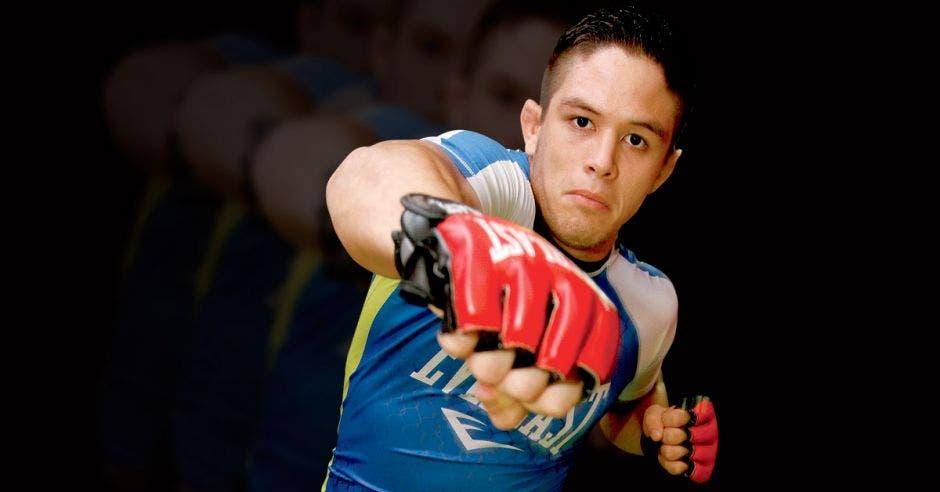 Tico peleará por un contrato de UFC en Las Vegas