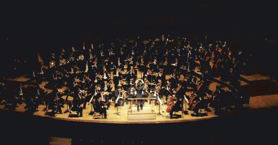 Filarmónica Joven de Colombia se unirá a talentos ticos