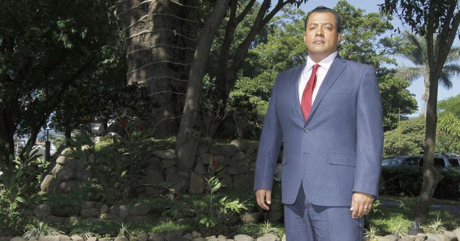 Félix Maradiaga ha sido una importante voz de la oposición contra Daniel Ortega