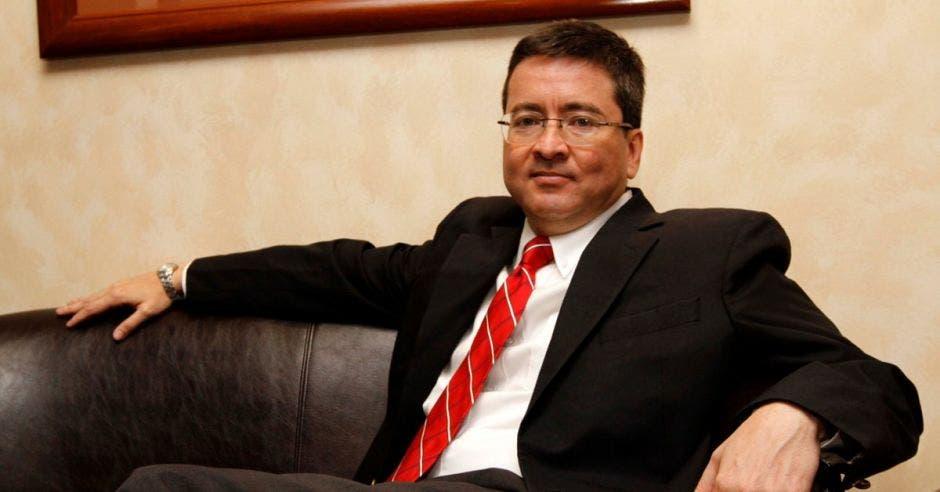 Pedro Muñoz, diputado de la Unidad Social Cristiana.