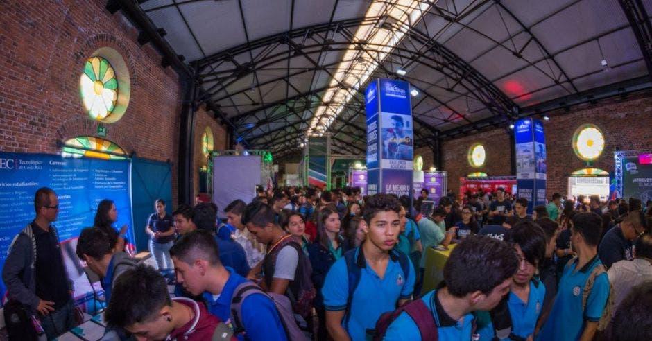 50 instituciones nacionales e internacionales participarán en ExpoU