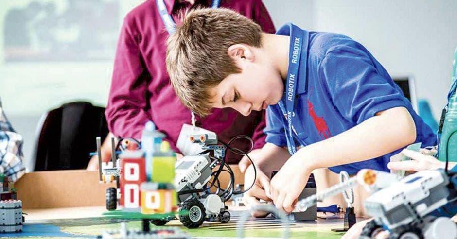 Genius Lab impartirá cursos infantiles de robótica en Heredia
