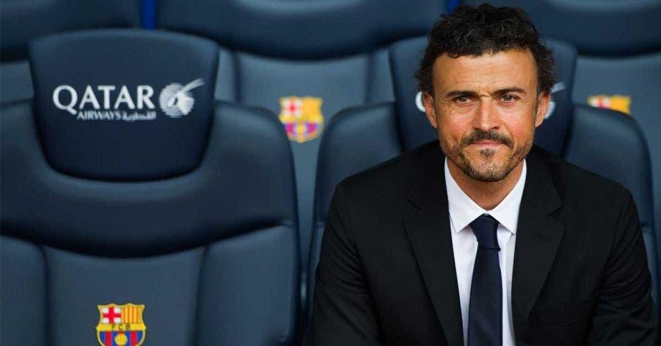 Luis Enrique es el nuevo técnico de la Selección de España