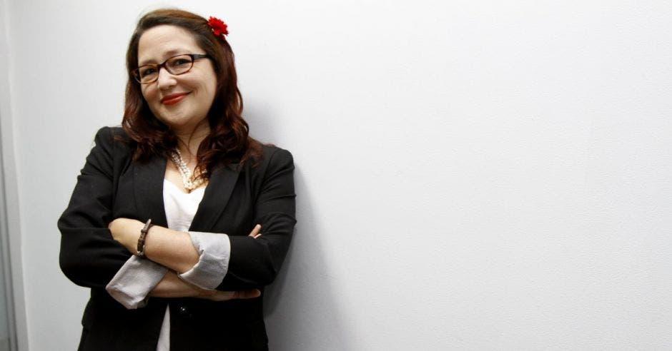 Larissa Arroyo, directora Asociación Ciudadana Acceder.