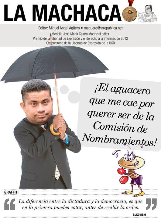 diputado Melvin Núñez