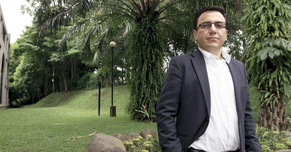 Gonzalo Sandstad, gerente de Ventas de Softland