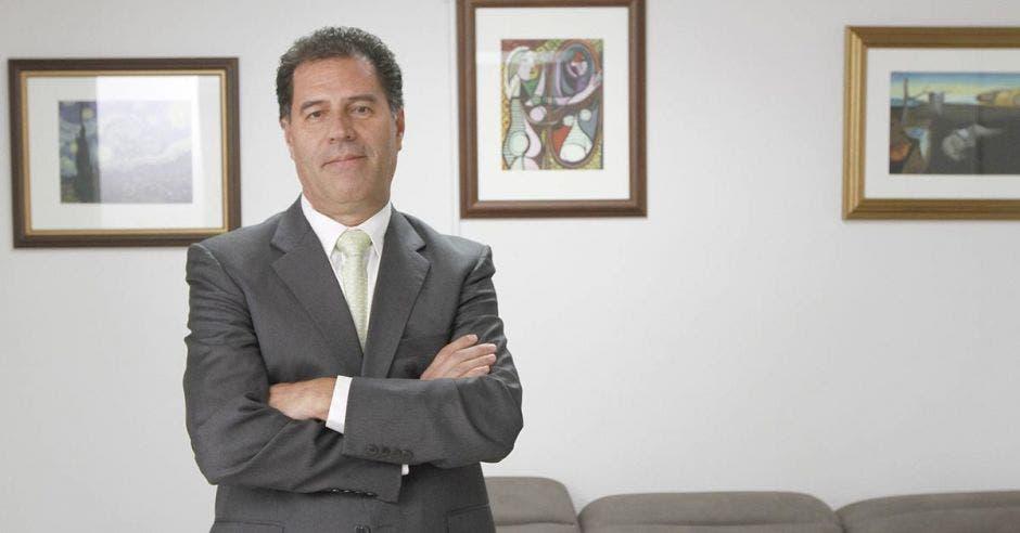 German Morales, abogado tributario de Grant Thornton.