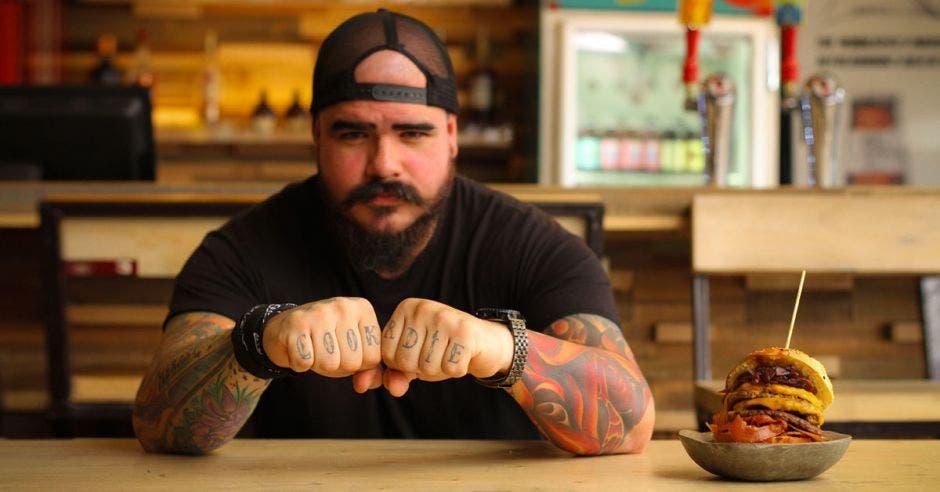 """Restaurante Cook or Die: Un menú de antojos del """"street food"""""""