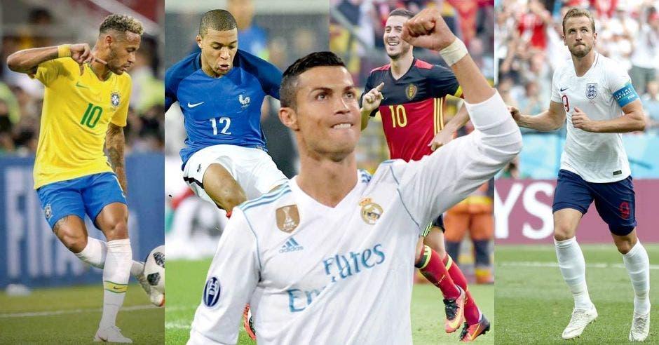 ¿Quién debe ser el sustituto de Cristiano Ronaldo en el Real Madrid?