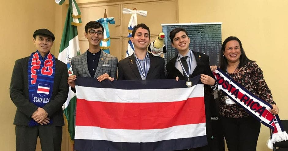 Costa Rica obtiene oro y plata en Olimpiada Centroamericana de Química