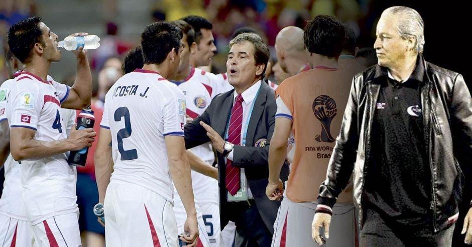 Candidatos para ser entrenadores de la Selección de Costa Rica