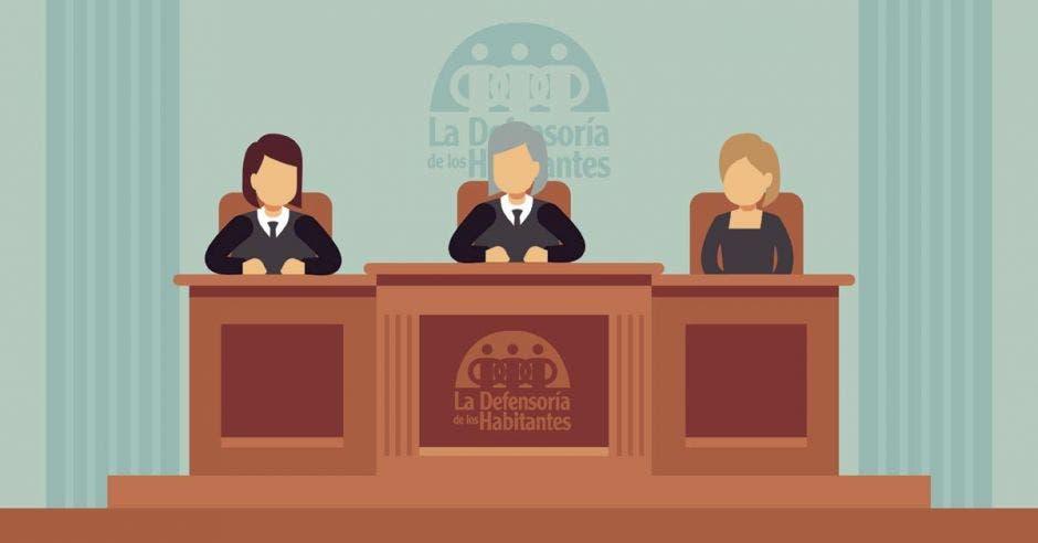 Candidatas quieren pulir rol de la Defensoría