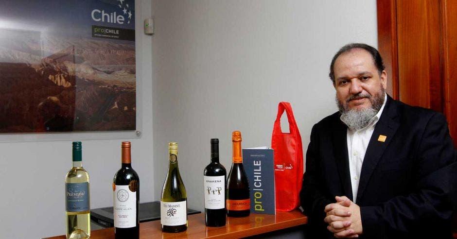 Patricio Barrueco, director comercial de ProChile