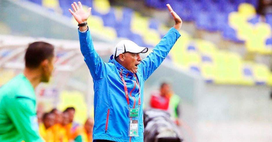 """""""Dinero invertido en Popeye Herrera le pagaría $60 mil a técnico de la Selección"""""""