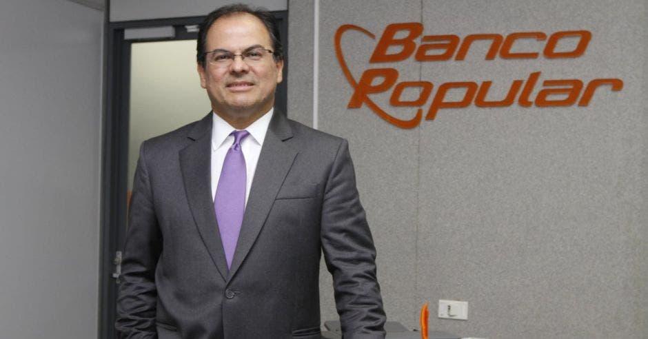 """Gerente del Banco Popular: """"Este banco contribuye a fortalecer la riqueza de los trabajadores"""""""