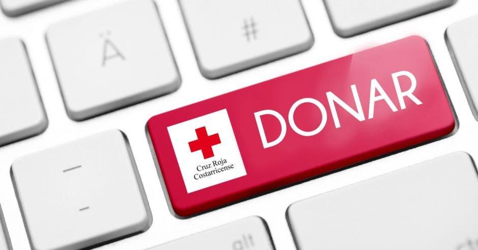 Cruz Roja aclara que no solicita voluntarios ni donaciones de comida