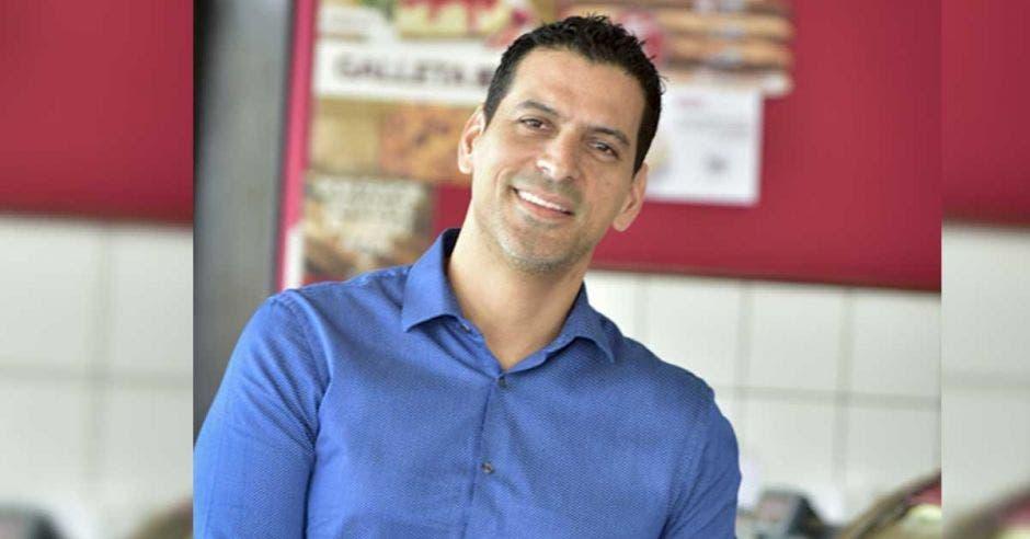 Marcello Tapia, director comercial internacional de QSR International.