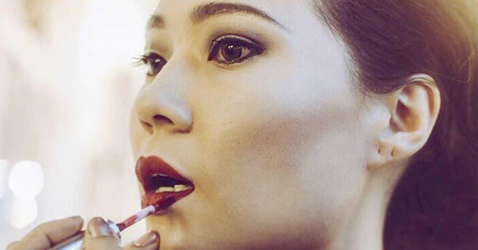 Carolina Cheng maquillista
