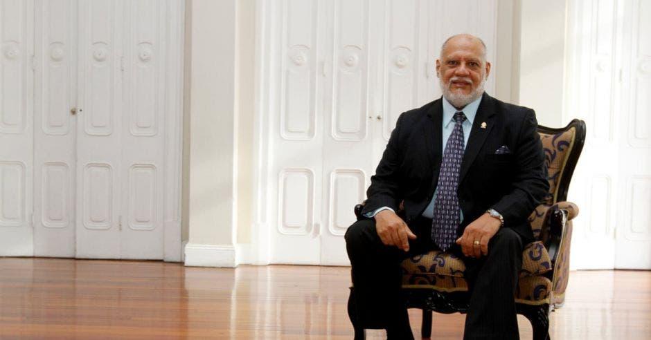 Carlos Avendaño, diputado de Restauración Nacional.