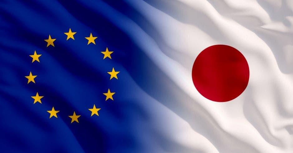 UE y Japón firma acuerdo de libre comercio