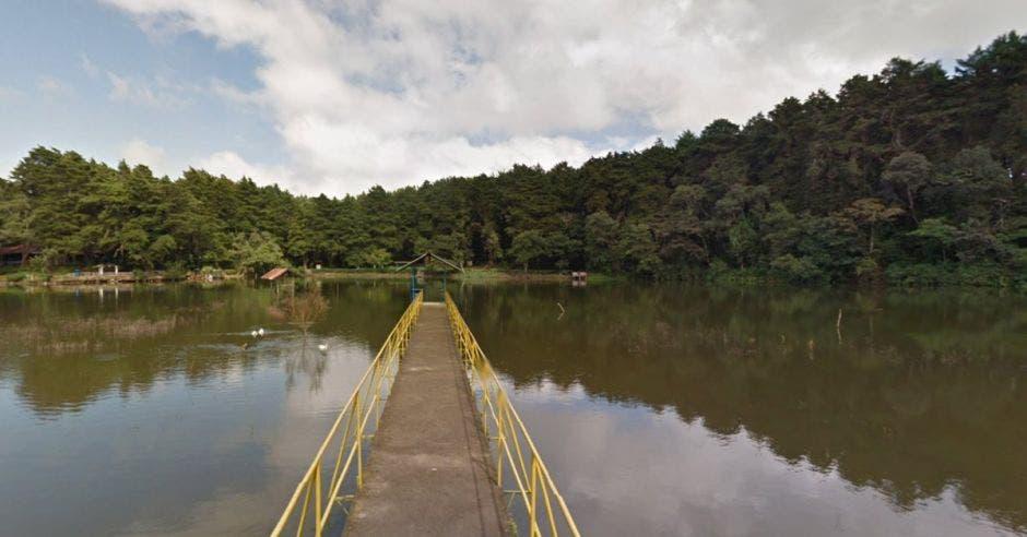 Laguna de Fraijanes, Costa Rica