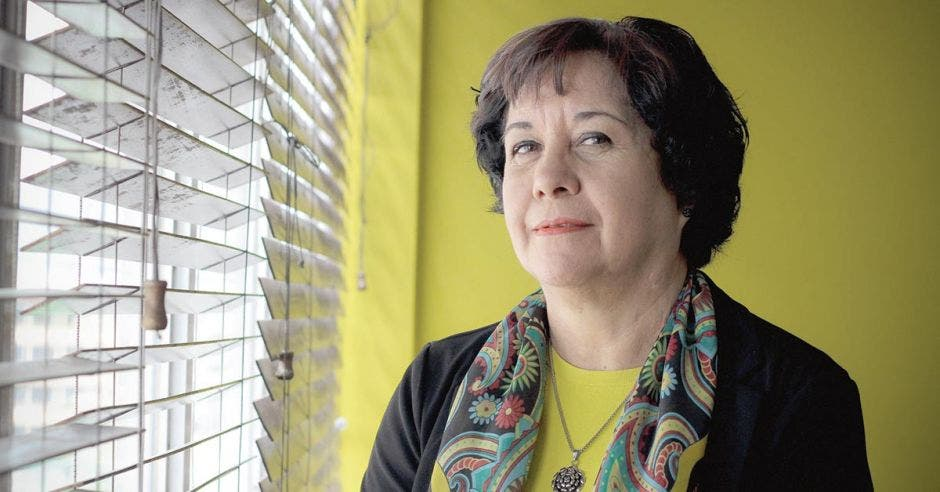 Giselle Cruz, viceministra Académica del MEP.