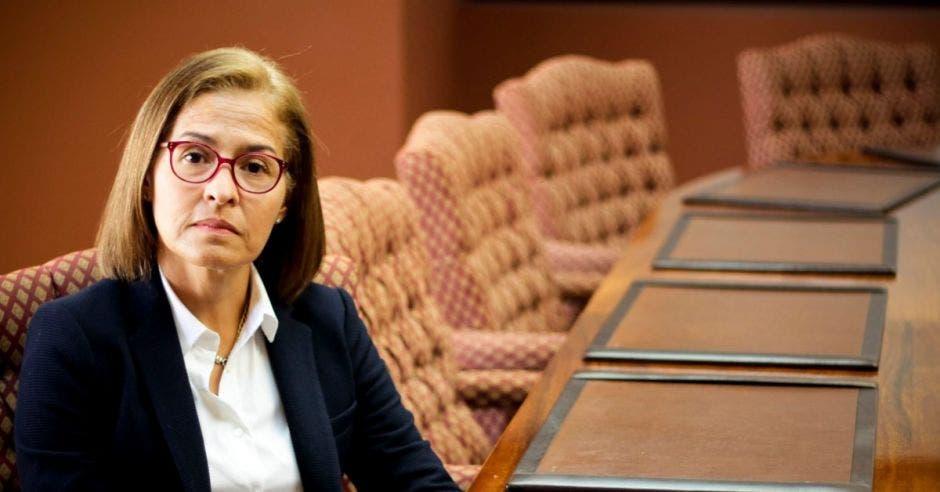 María Isabel Cortés, directora ejecutiva de la ABC.
