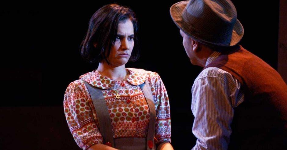 Historia de Ana Frank regresa al Teatro Nacional