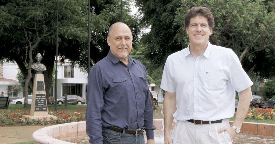 Promotores del Festival cultural escalante