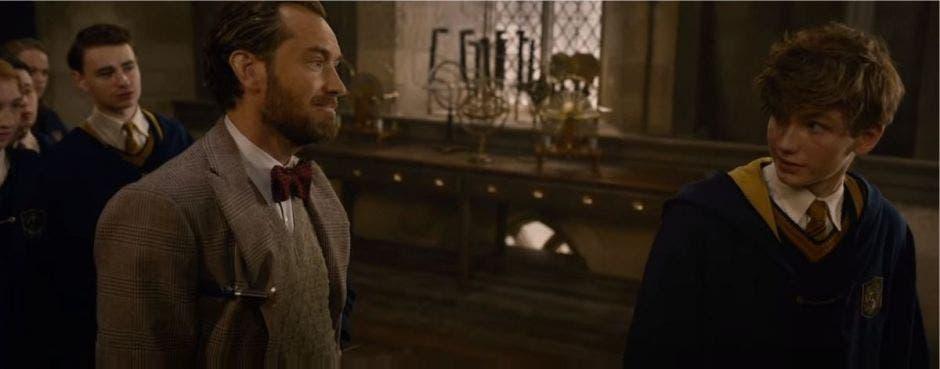 """Vea el adelanto de la segunda película de """"Fantastic Beasts"""""""
