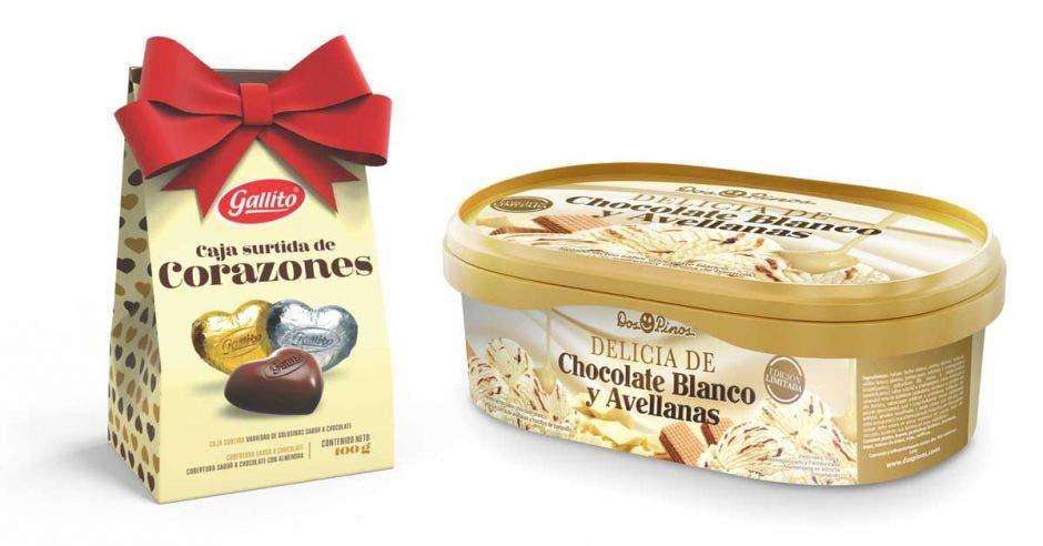 Dos Pinos lanzó productos por el Día de la Madre