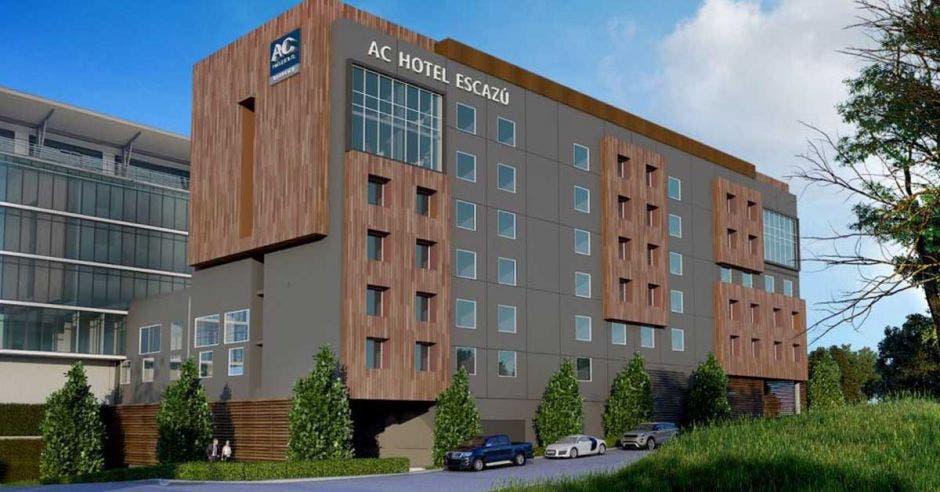 Marriott reclutará personal para su hotel AC que abrirá en Escazú
