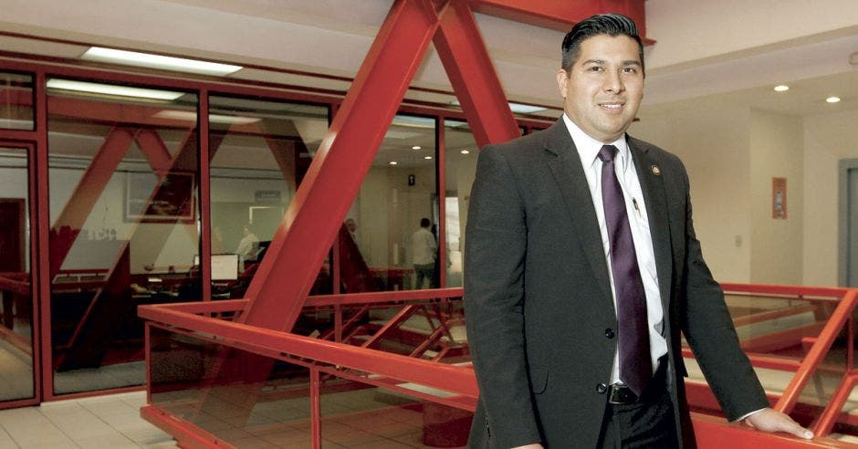 Steven Núñez, ministro de Trabajo