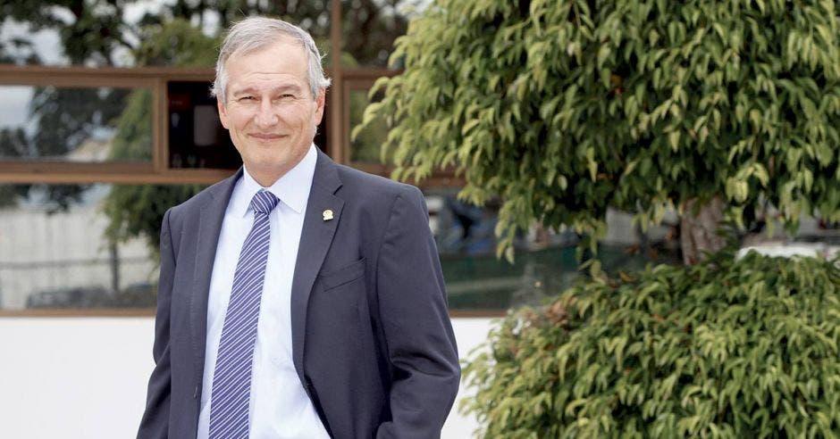 Gonzalo Delgado, presidente de la Unión de Cámaras