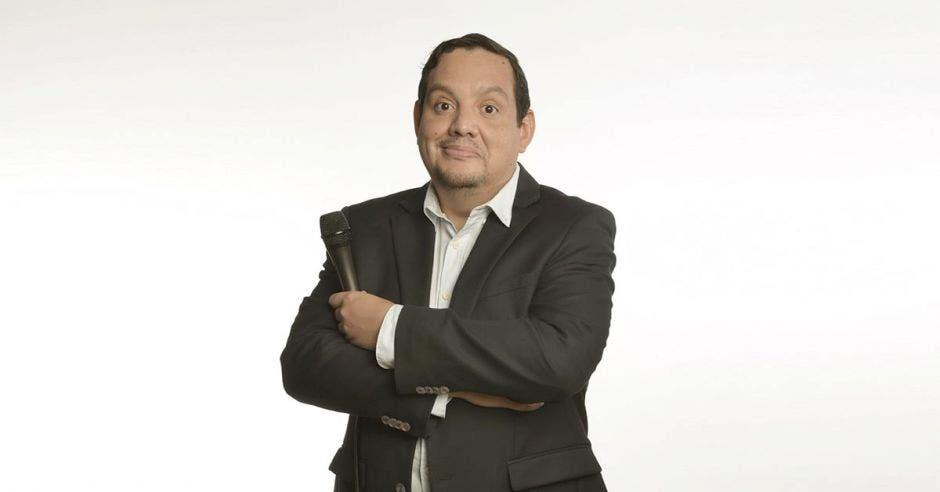 Daniel Moreno, comediante
