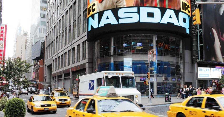Sede de Nasdaq en Nueva York