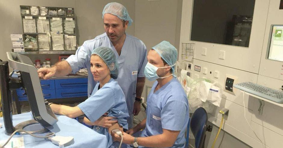 Operación agrandamiento de senos
