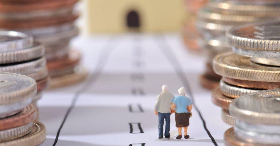 Camino a la pensión