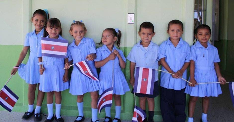 Niños de preescolar
