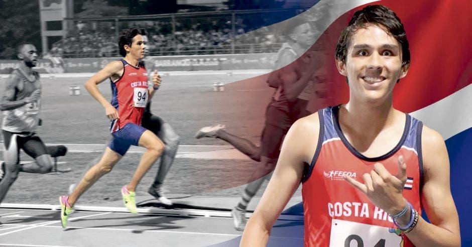 Juan Diego Castro/Atleta