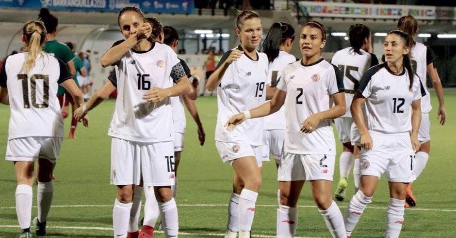 Costa Rica obtuvo medalla de plata en los Juegos Centroamericanos y del Caribe.