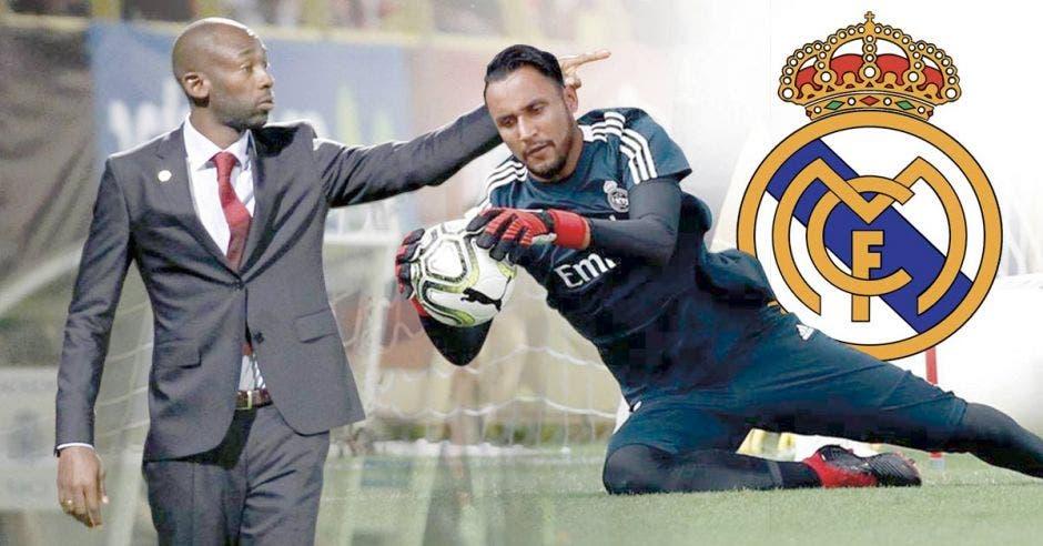 Paulo Wanchope defendió a Navas y cuestionó al Madrid por el posible fichaje de Courtois.