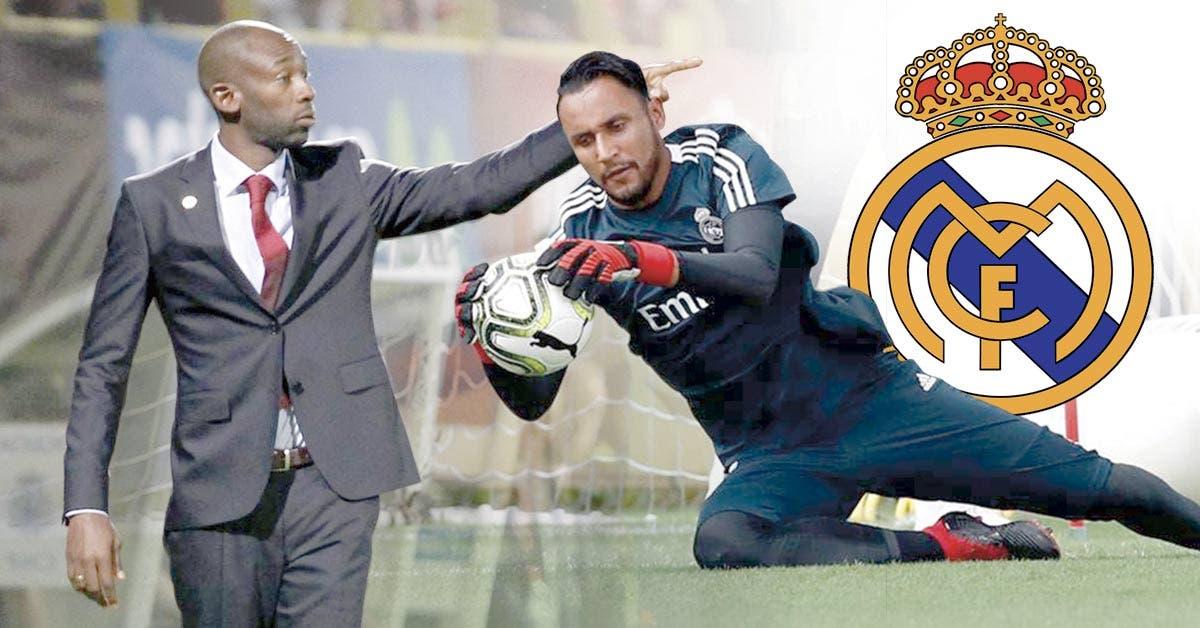 Wanchope Defiende A Navas U201cEl Madrid No Necesita Otro