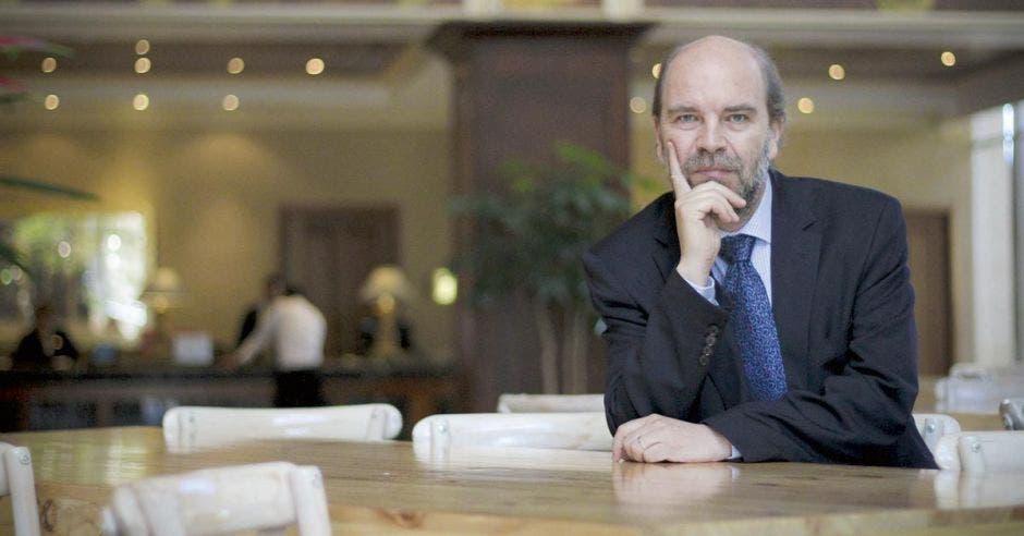 Gonzalo Rivas, jefe de la División de Competitividad, Tecnología e Innovación del BID