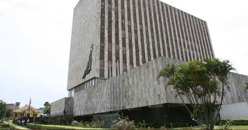 Edificio de la Corte